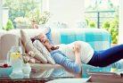 احساس سستی و ضعف در بارداری