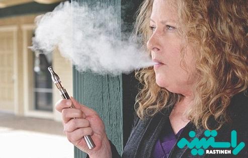 مصرف سیگار برای کاهش وزن