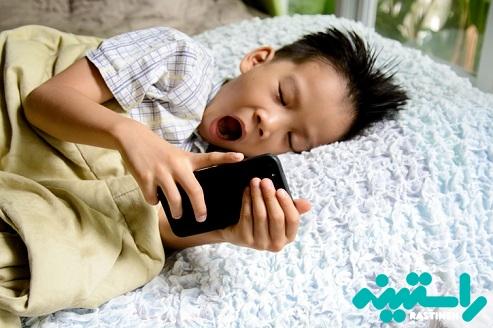 تلفن همراه کودک