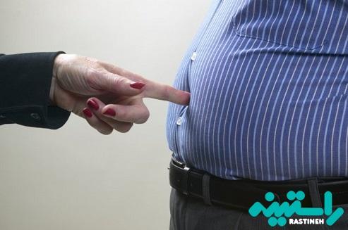مردان و زنان چاق