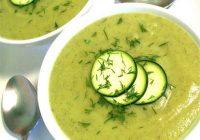 طرز تهیه سوپ کدو سبز