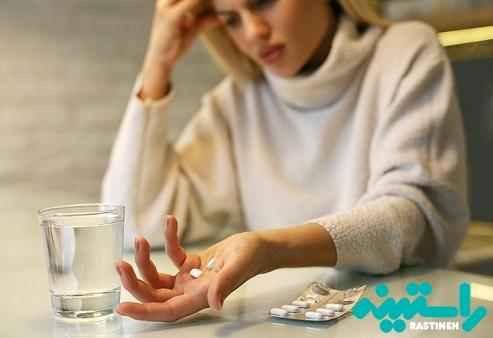 مصرف بعضی از داروها و غذاها