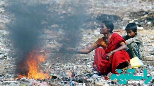 آلودگی در هند