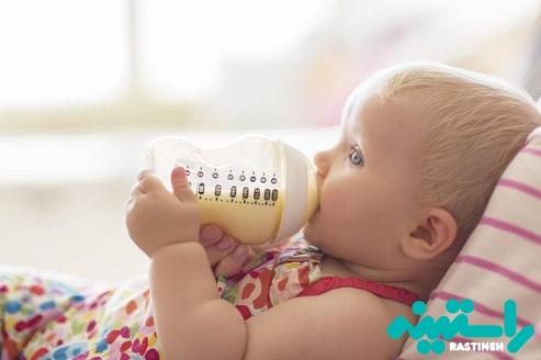 خواباندن نوزاد