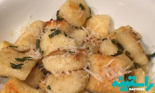 طرز تهیه غذای ایتالیایی