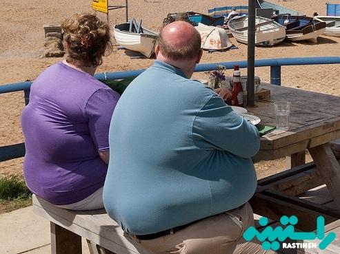 چاقی و روابط زناشویی