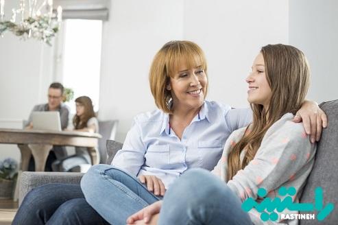 صحبت کردن والدین با فرزندان