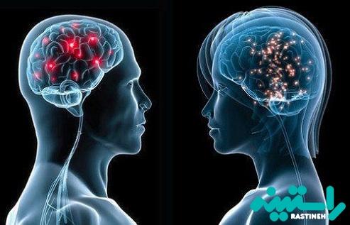 تفاوت پردازش مغز زنان و مردان در برابر مسائل