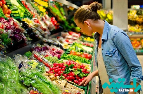 خوخوردن روزانه گیاهان و سبزیجات