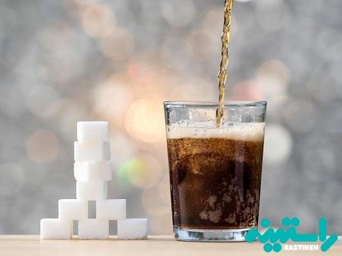 مضرات نوشیدنی های شیرین
