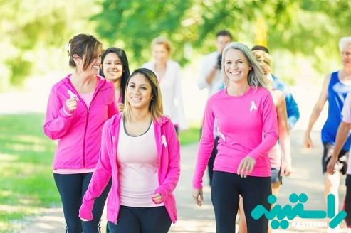 بیماران مبتلا به سرطان پستان