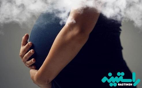 زنان باردار معتاد