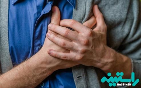 خطر قلبی عروقی