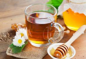 چای با عسل