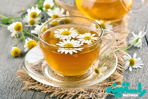 چای بابونه