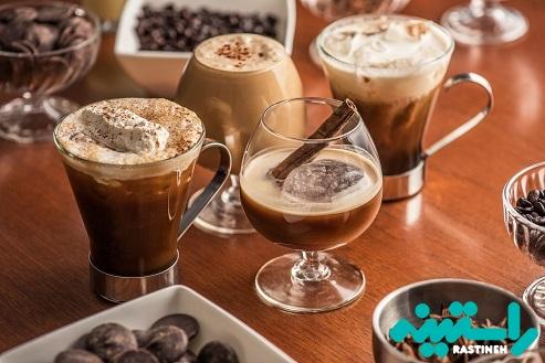 نوشیدنی های قهوه