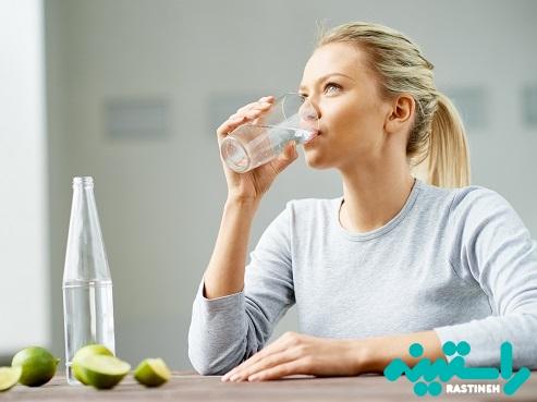 اطلاعات بیشتر در مورد آب