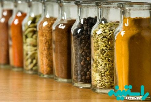 کاهش نمک در رژیم غذایی