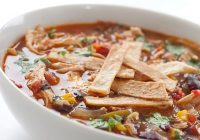 سوپ تورتیلا