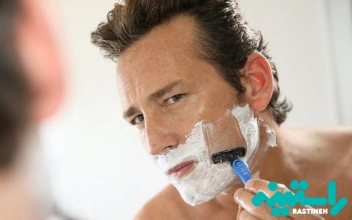 ریش خود را اصلاح کنید