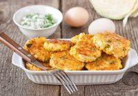 ناگت مرغ با سبزیجات معطر