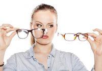 چگونگی انتخاب عینک مناسب