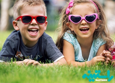 عینک آفتابی برای کودکان