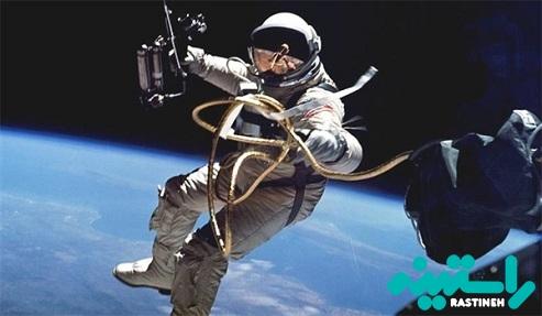 رفتن به فضا