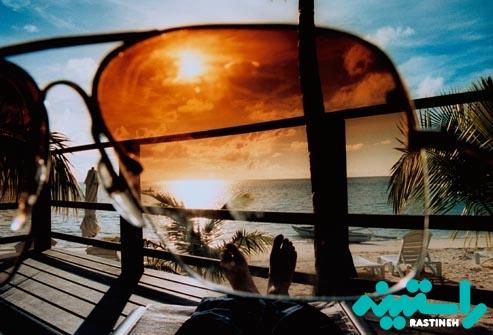 عینک های مسدود کننده های نور آبی