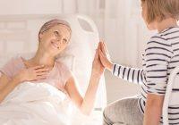 چگونگی رفتار با افراد مبتلا به سرطان