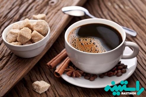 قهوه و دارچین