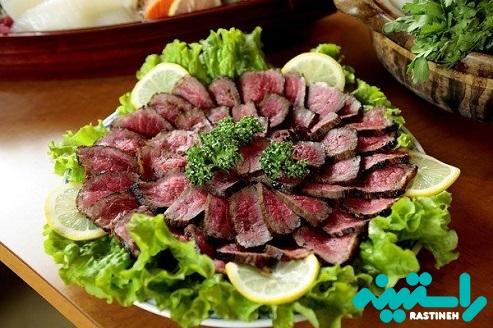 گوشت کم چرب