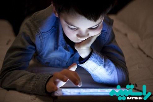 استفاده از تکنولوژی در وقت خواب