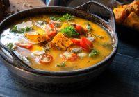 سوپ زمستانی هندی