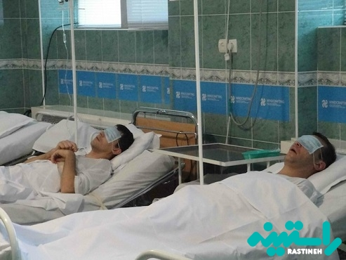 بستری شدن در بیمارستان پس از مسمومیت اپیوئید