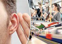 تاثیر سر و صدای سیستم حمل و نقل بر شنوایی