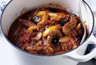 خوراک گوشت گاو به سبک ایتالیایی