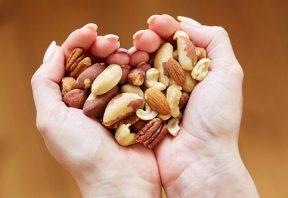مصرف آجیل و کاهش مشکلات قلبی