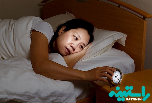 عدم داشتن خواب با کیفیت