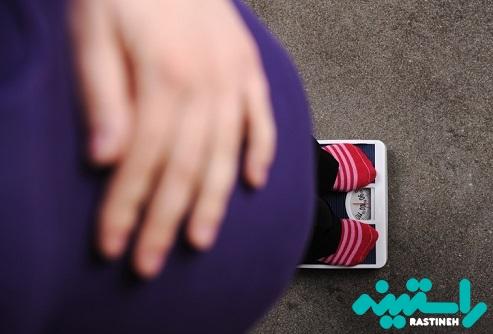 افزایش وزن در طول بارداری