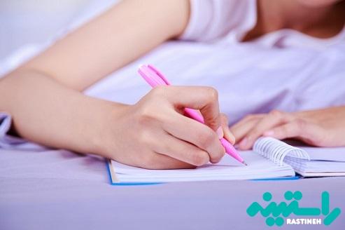 نوشتن فهرست کارهای روزانه