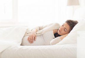 احساس خستگی در طول بارداری