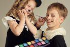 بهترین رنگ برای صورت کودکان