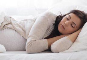 مشکلات بی خوابی در بارداری