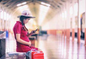 سفر دردوران بارداری