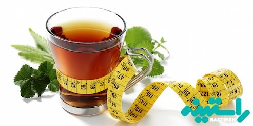 فواید چای لاغری