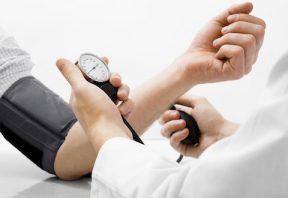 کاهش فشار خون