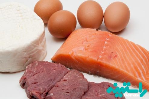 کاهش گوشت قرمز