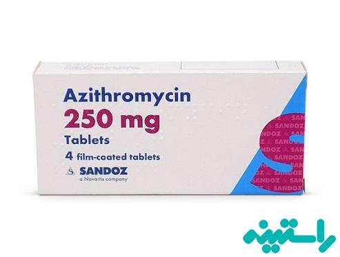 عوارض جانبیآزیترومایسین