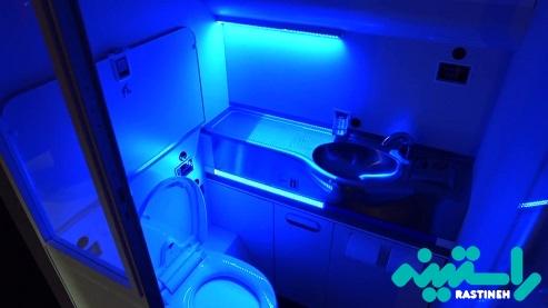 روشنایی UV